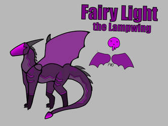 FairyLight the Lampwing