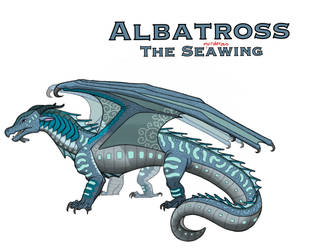 Albatross the (murderous boi) Seawing- Base Edit
