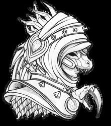 Masked Sylvari