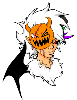 KHUX Halloween Hez - Colored