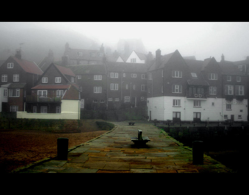 Nobody lives in Whitby by GaryGary88