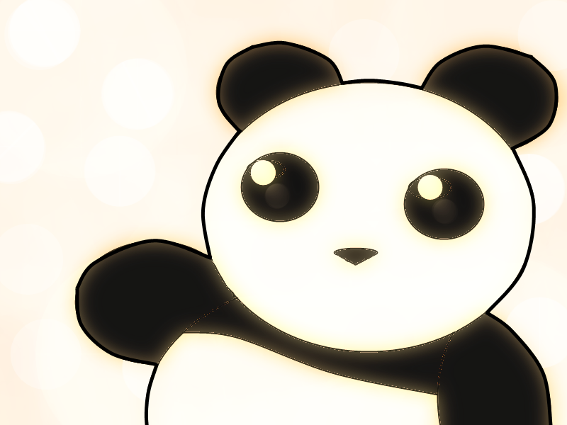 Panda By Dragonhuntx On DeviantArt