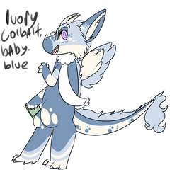 (Frostbite) new child so i can make a fursuit!!