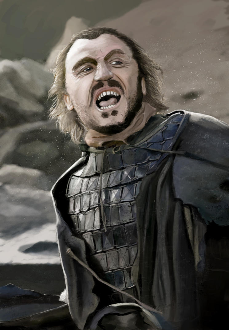 Bronn - Game of Thrones by zzteozz