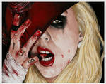 Maria Brink - In This Moment quick painting