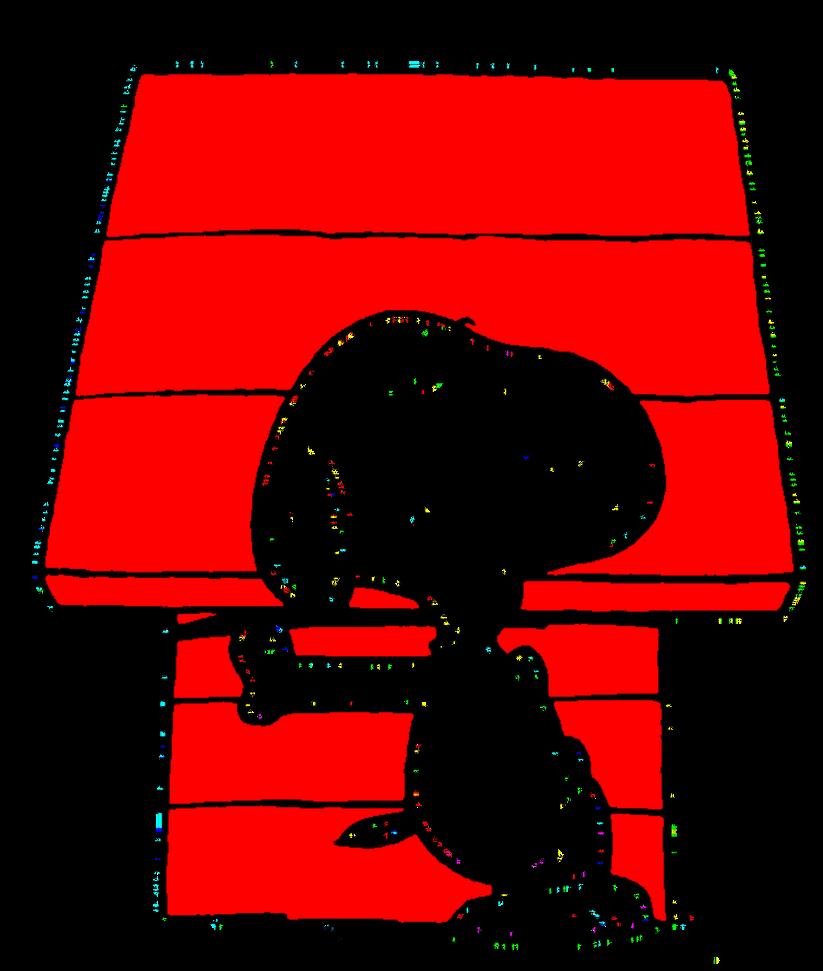 Snoopy Dog House Bird House