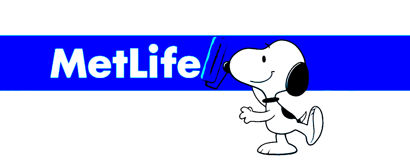 metlife logo by bradsnoopy97 on deviantart