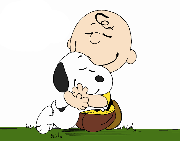 charlie brown hugging snoopy by bradsnoopy97 on deviantart hugs clip art for free hugs clip art emoji