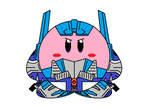 Kirbyformers 2 - Nightwatch Optimus Prime (Movie)