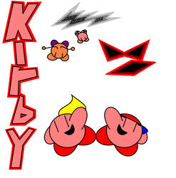 Kirby-Force Poster by Kirby-Force