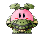Kirbyformers 2 HD: Bulkhead (Animated) by Kirby-Force