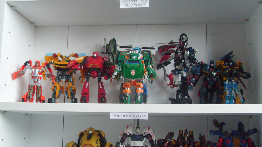 Toy Haul Of 23/4/11 by Kirby-Force