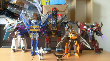 Toy Haul Of 9/5/11 by Kirby-Force
