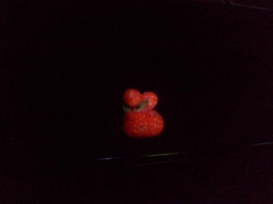 Obscure Deformed Strawberry by Kirby-Force