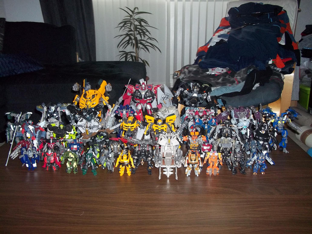 DOTM Figures As Of 8/10/11 by Kirby-Force