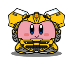 Kirbyformers 3: Bumblebee (Movie) by Kirby-Force