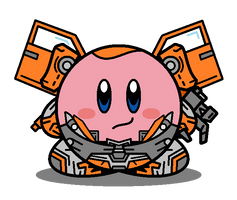 Kirbyformers 3: Mudflap (ROTF) by Kirby-Force