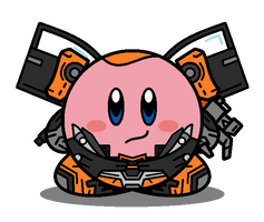 Kirbyformers 3: Mudflap (DOTM) by Kirby-Force