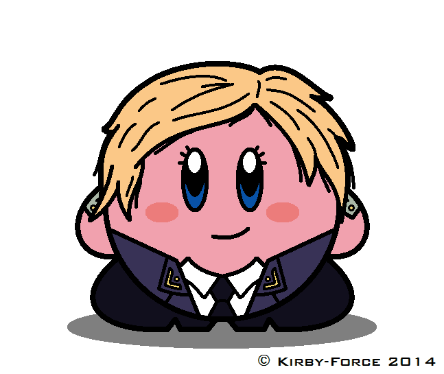 Natalia Poklonskaya Kirby by Kirby-Force