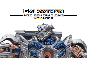 AoE voyager Galvatron by Kirby-Force