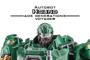 AoE voyager Hound by Kirby-Force