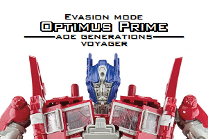 AoE voyager Optimus Prime by Kirby-Force