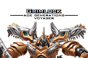 AoE voyager Grimlock by Kirby-Force