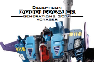 Generations 30th voyager Doubledealer by Kirby-Force