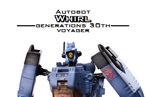 Generations 30th voyager Whirl by Kirby-Force
