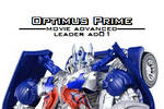 Lost Age movie advance AD01 Optimus Prime