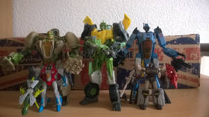 TF haul 20/05/2014 by Kirby-Force
