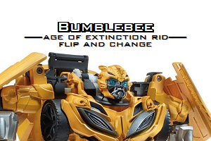 AoE flip and change Bumblebee by Kirby-Force