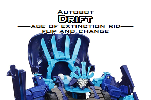 AoE flip and change Drift by Kirby-Force