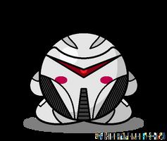 Kirby BSG: Cylon Centurion (TRS) by Kirby-Force