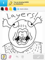 Draw Something - Shrek by Kirby-Force