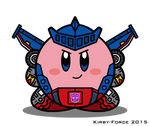 Kirbyformers 3: Tracks (SG)