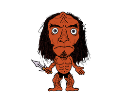 Supreme Chancellor Gowron by Kirby-Force