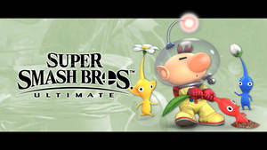 40. Olimar by Kirby-Force