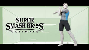 47. Wii Fit Trainer (alternate) by Kirby-Force