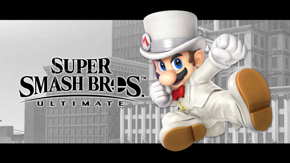 01. Mario (wedding outfit) by Kirby-Force