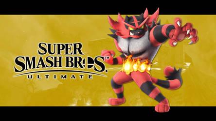 69. Incineroar by Kirby-Force