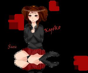 Kyoko by 6LadySin9