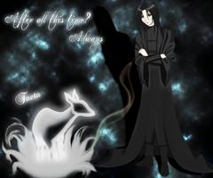 Severus Snape by 6LadySin9