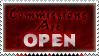 dA Stamp - Commissions Open