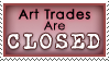 da Stamp - Art Trades Closed