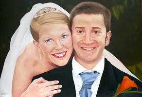 Just Married by AnnaGilhespy