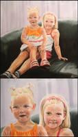 Sisters by AnnaGilhespy