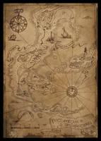 Tol Eressea Archipelago no.2 by amegusa