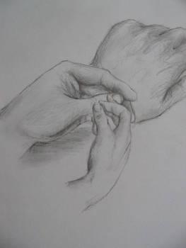 l'etude des mains