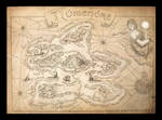 Old Numenore Map